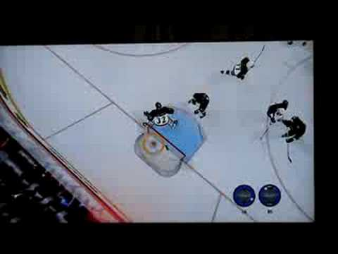 NHL 08 Deke Goal