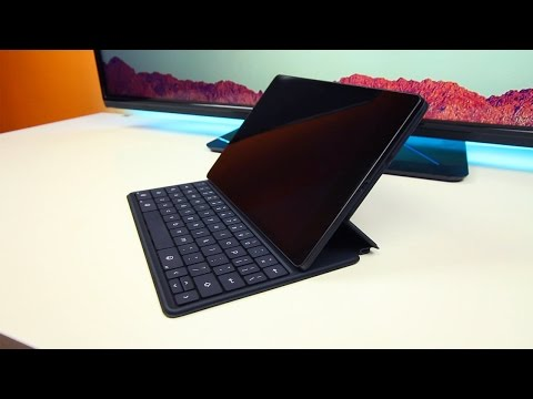HTC Nexus 9 Keyboard Folio first look & unboxing