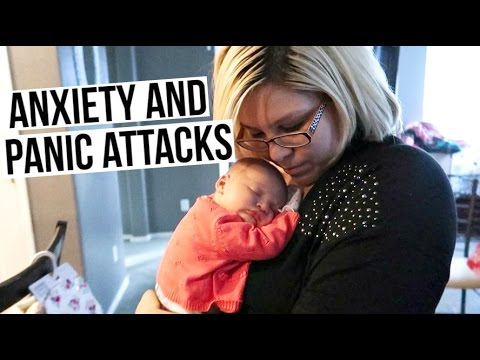 STRUGGLING WITH POSTPARTUM ANXIETY AND PANIC ATTACKS