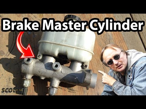 How to Replace a Brake Master Cylinder in Your Car (Bleed Brakes)