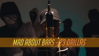 23 Drillas (SmuggzyAce x S.White) - Mad About Bars w/ Kenny Allstar [S3.E31] | @MixtapeMadness