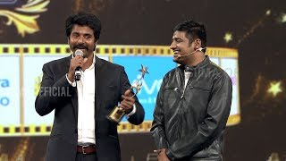Sivakarthikeyan And Sathish Making fun of Each Other