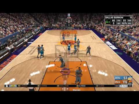NBA 2K17 How to get Badges (Deep Range Deadeye and Corner Specialist in one)