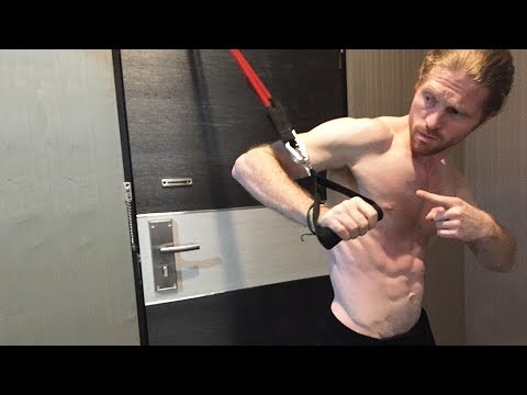 Increase Upper Body Strength & Muscle Tone | Use This 1 Tool | Add Resistance Anywhere