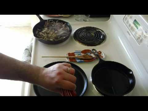 Cast Iron Cooking: Steak Tacos