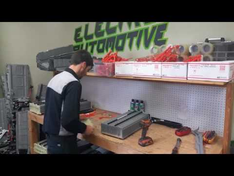 2010-2015 Prius Hybrid Battery Disassembly and reassembly