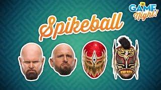 WWE Superstars play Spikeball: WWE Game Night