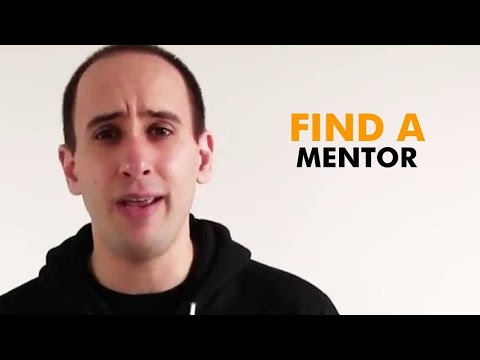 Mentorship Program - Find a mentor!