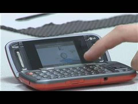 Cell Phone Tips : How to Make a Phone Address Book