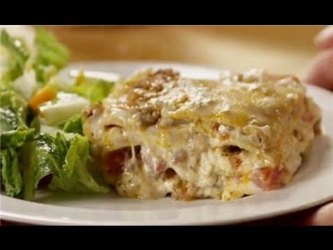 Lasagna Recipe with Bechamel Sauce