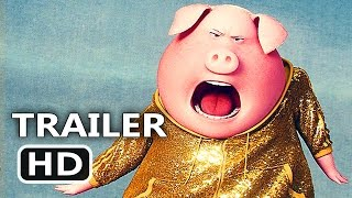 SING - ALL Trailers Compilation (2016) Animated Movie HD
