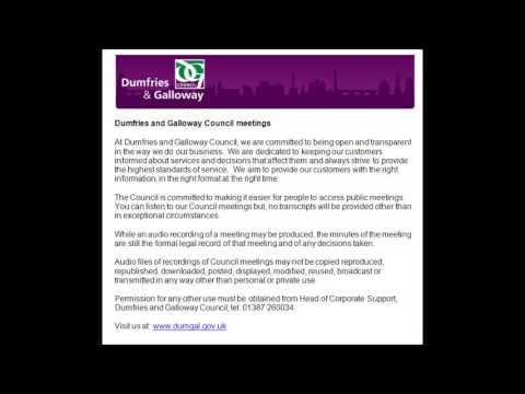 Audio of Planning Applications Committee - 17 July 2014