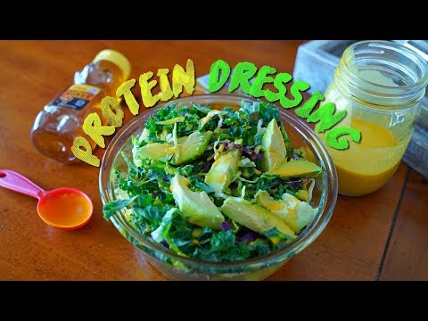 High Protein Salad Dressing For Joint Health
