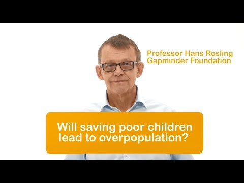 How can poverty reduction end population growth?