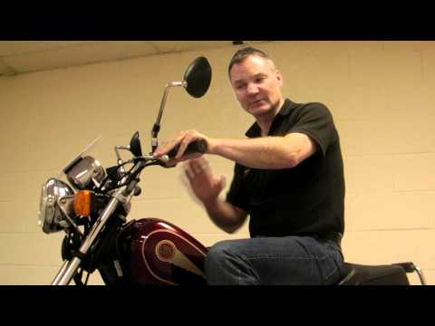 Learn to Ride a Motorcycle (Video 2) - Clutch and Gears