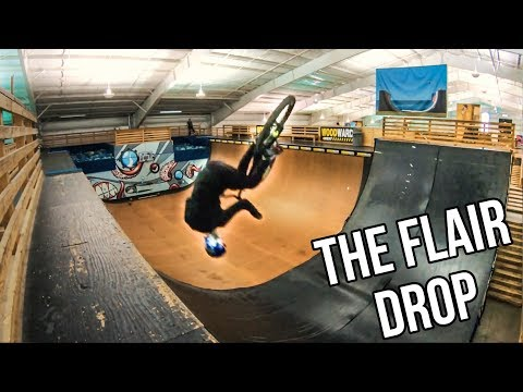 THE SCARIEST TRICK WE'VE EVER TRIED - Woodward Part 2
