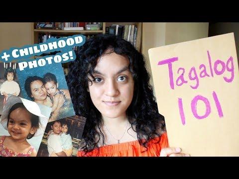 How i Learned Tagalog/Filipino