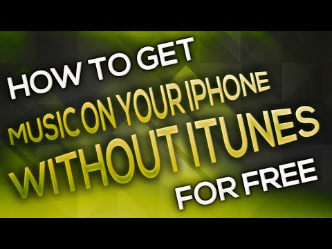 HOW TO GET MUSIC ON YOUR IPHONE WITHOUT ITUNES FOR FREE!!! NO JAILBREAK!!!(APRIL 2016 LEGIT WORKING)