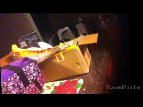 Go Pro Hero3 Christmas Prank on my girlfriend shes PISSED OFF!