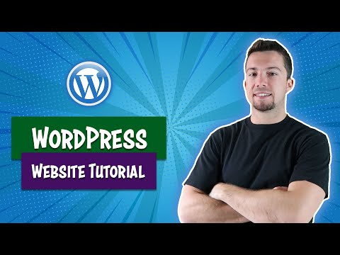 How to Start a WordPress Website on Bluehost Tutorial (2017)