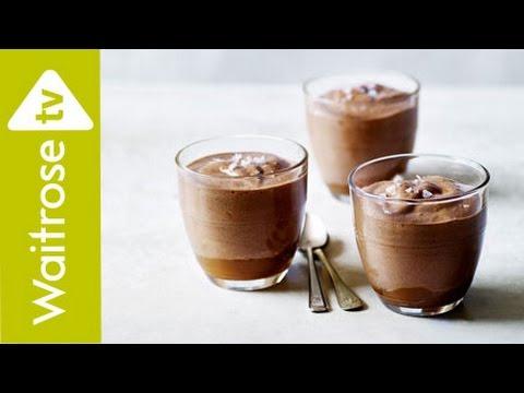Salted Caramel Chocolate Mousse | Waitrose