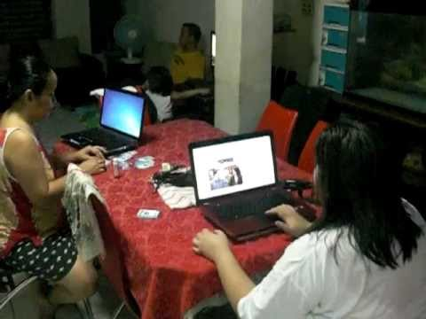 internet addicted family