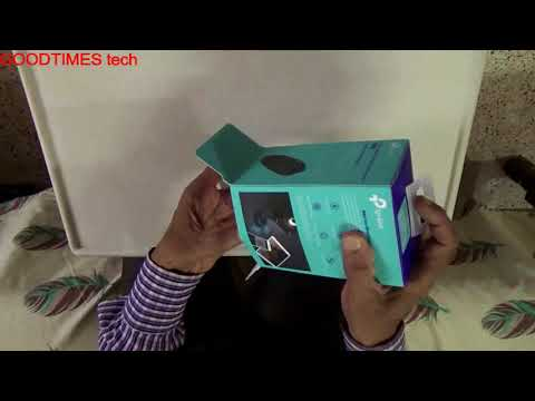 Tp link NFC Enabled bluetooth music receiver |  unboxing.
