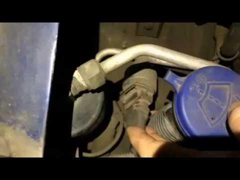 Peugeot 306 cara pengecekan Motor fan low dan hight speed