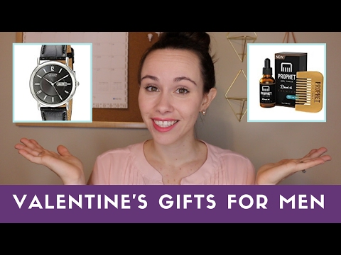 How to Choose the Right Gift for Him - Ideas for Valentine's Day 2017
