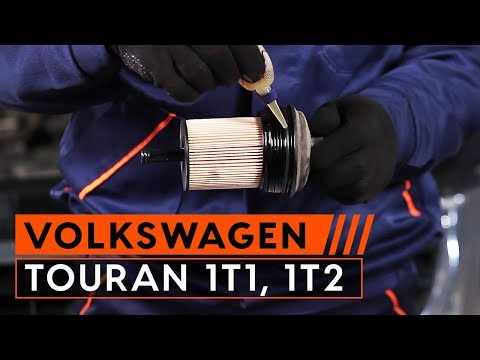 How to replace Engine Oil and oil filteronVW TOURAN 1T1, 1T2TUTORIAL | AUTODOC