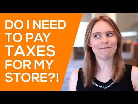 What Tax Do I Need to Pay when Dropshipping with Aliexpress?! [UPDATED VIDEO]