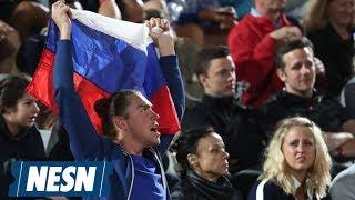 Russian Hooliganism Being Kept At Bay At FIFA Confederations Cup