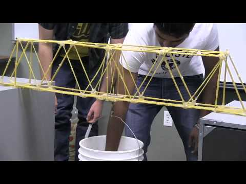 2013 Spaghetti Bridge Test