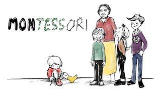Montessori School Education