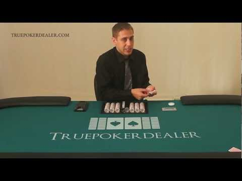 How to Deal Poker - The Poker Pitch - Mechanics