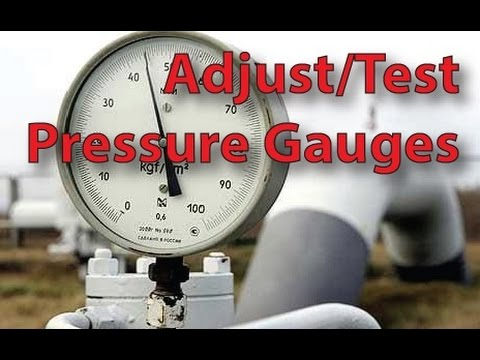 Is your Air Pressure Gauge Accurate?