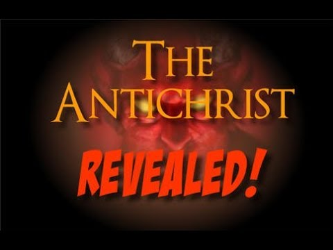 ☡ ANTICHRIST IDENTIFIED ⚠ Omega Plan