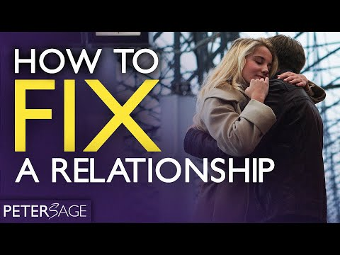 How to Fix a Relationship | Emotional Maturity [Audio Podcast]