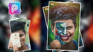 Picsart Cb Editing Tutorial Joker Face
