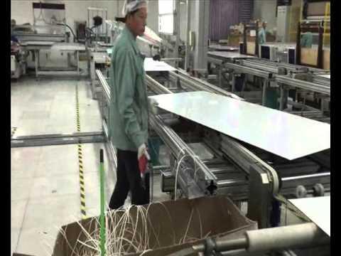 20MW solar panel production line automatic assembling line