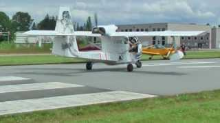 Langley Fly in 75 Anniversary ( Short )