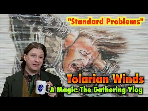 MTG - Tolarian Winds: