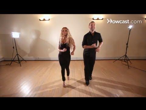How to Do Basic Steps   Salsa Dancing