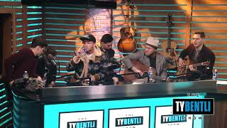 "King Calaway Performs ""World for Two"" Acoustic - The Ty Bentli Show"
