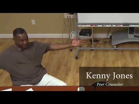 Recovery is for Winners -  Kenny Jones