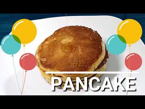 PANCAKE RECIPE  by Fatma's Kitchen