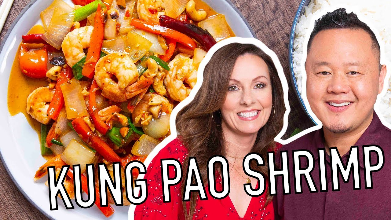 How to Make Kung Pao Shrimp with Jet Tila | Ready Jet Cook With Jet Tila | Food Network