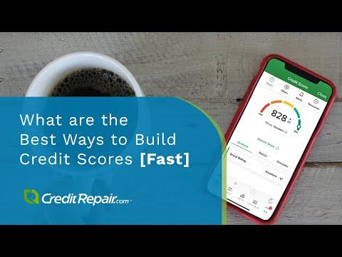 How do you build credit? #CreditAcrossAmerica