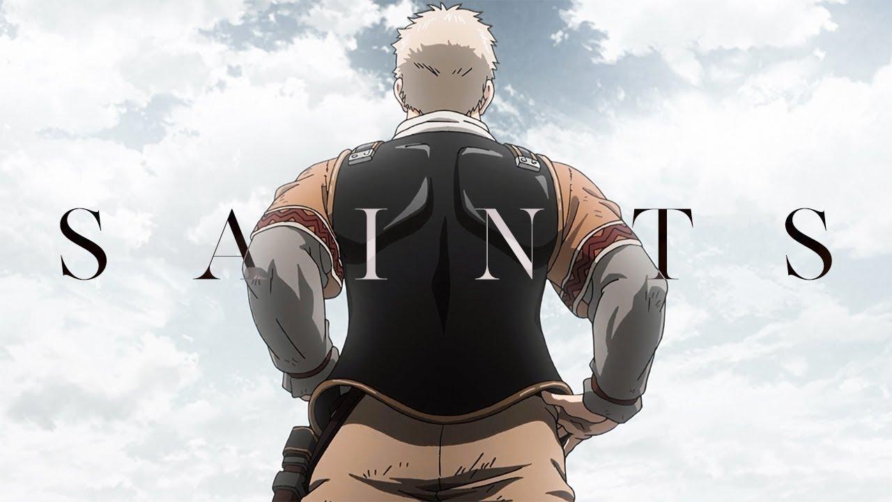 Saints | Vinland Saga [amv]