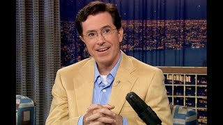 """Stephen Colbert Applied To Be A Writer At """"Late Night With Conan O'Brien"""""""